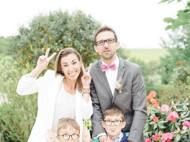 Le mariage de Nicolas et Cécile à Elliant, Finistère 31