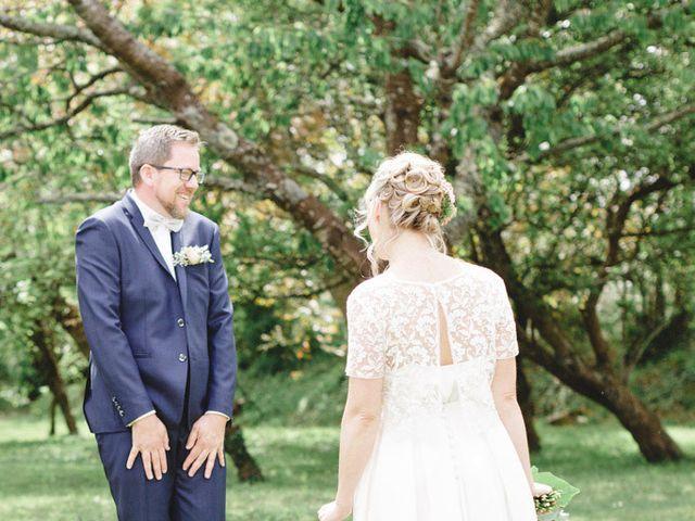 Le mariage de Nicolas et Cécile à Elliant, Finistère 51