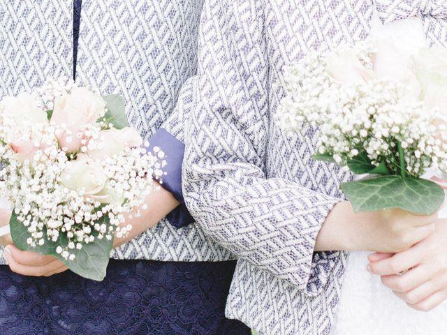 Le mariage de Nicolas et Cécile à Elliant, Finistère 54