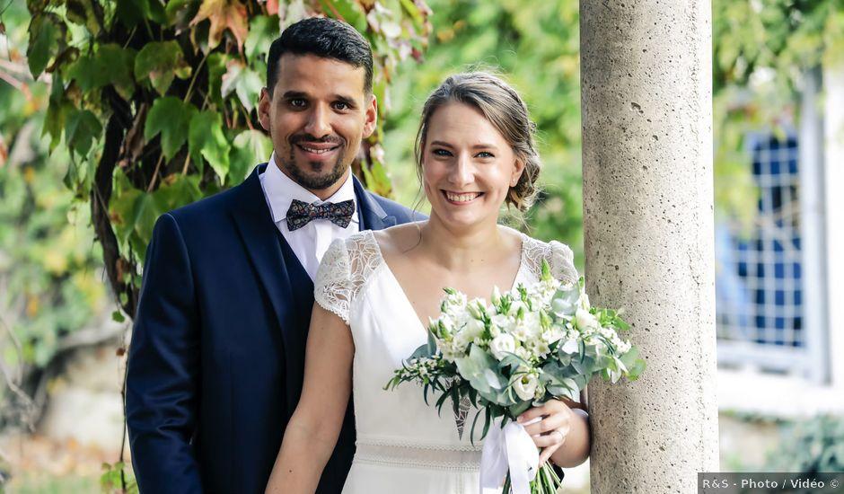 Le mariage de Sadok et Pauline à Paris, Paris