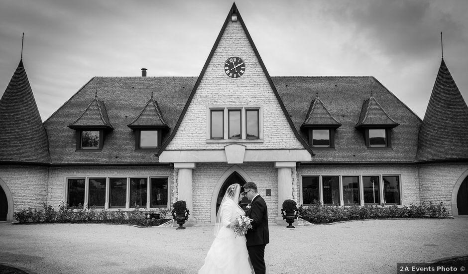 Le mariage de Franck et Cécile à Wettolsheim, Haut Rhin