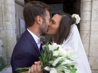 Le mariage de Marie et Maxence