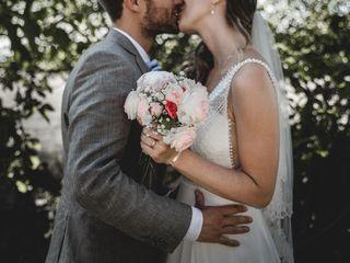 Le mariage de Manel et Landry
