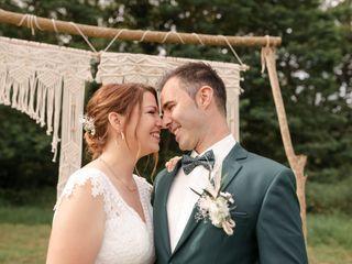 Le mariage de Coralie et Frédéric