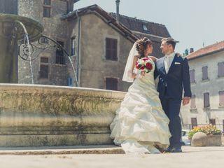 Le mariage de Florian et Sylviane à Montcarra, Isère 3