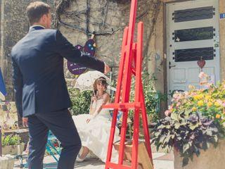 Le mariage de Florian et Sylviane à Montcarra, Isère 7