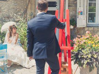 Le mariage de Florian et Sylviane à Montcarra, Isère 8