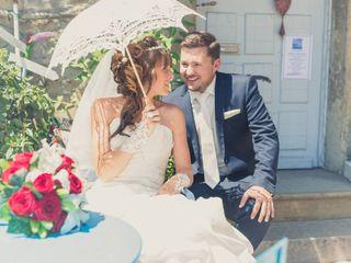 Le mariage de Florian et Sylviane à Montcarra, Isère 9