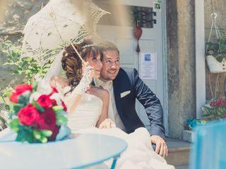 Le mariage de Florian et Sylviane à Montcarra, Isère 10