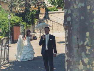 Le mariage de Florian et Sylviane à Montcarra, Isère 13