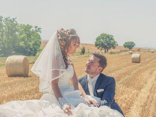 Le mariage de Florian et Sylviane à Montcarra, Isère 16