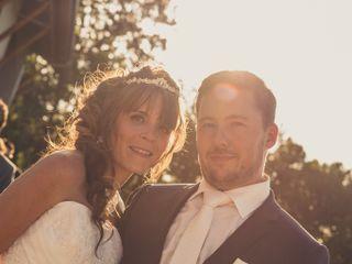 Le mariage de Florian et Sylviane à Montcarra, Isère 21