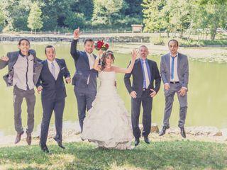 Le mariage de Florian et Sylviane à Montcarra, Isère 25