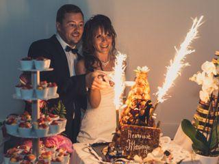 Le mariage de Florian et Sylviane à Montcarra, Isère 28