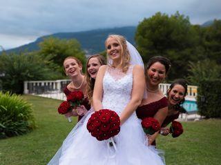 Le mariage de Stéphanie et Andrea 3