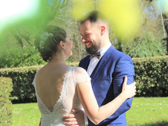 Le mariage de Jérome et Sandra à Nantes, Loire Atlantique 36