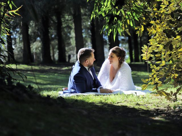 Le mariage de Jérome et Sandra à Nantes, Loire Atlantique 44