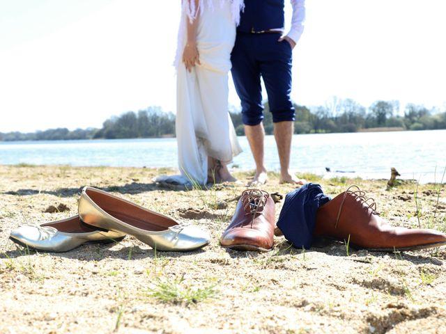 Le mariage de Jérome et Sandra à Nantes, Loire Atlantique 46