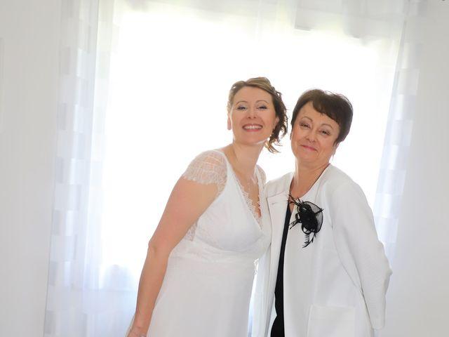 Le mariage de Jérome et Sandra à Nantes, Loire Atlantique 56