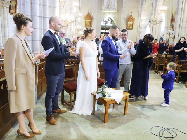 Le mariage de Jérome et Sandra à Nantes, Loire Atlantique 68