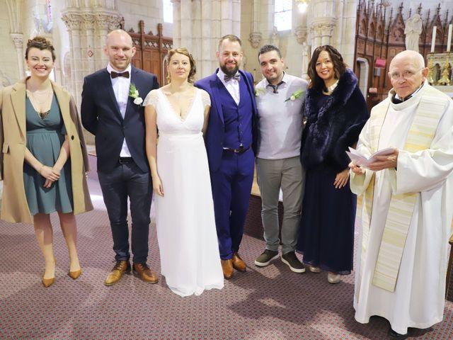 Le mariage de Jérome et Sandra à Nantes, Loire Atlantique 73