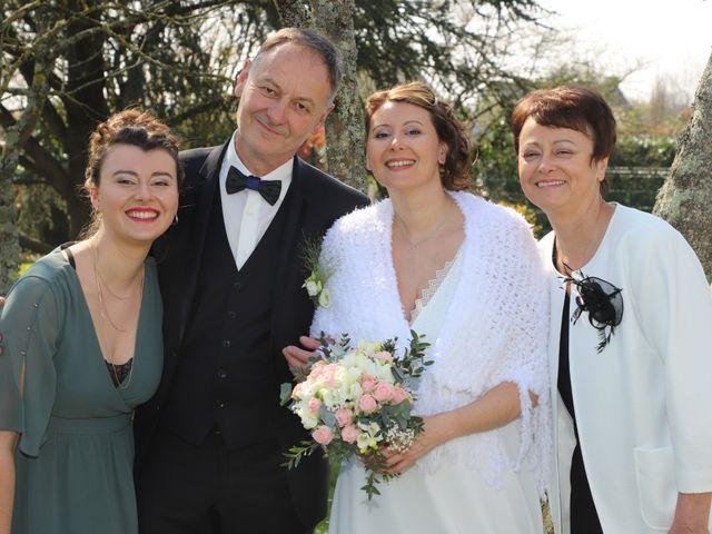 Le mariage de Jérome et Sandra à Nantes, Loire Atlantique 81