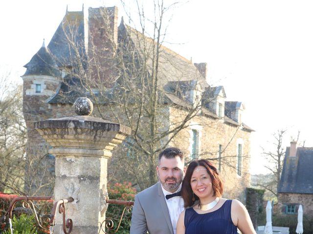 Le mariage de Jérome et Sandra à Nantes, Loire Atlantique 93