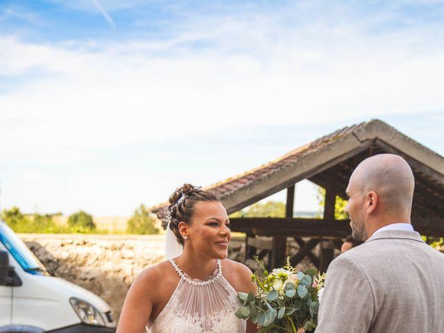 Le mariage de Warren et Shanice à Saint-Mesmes, Seine-et-Marne 19