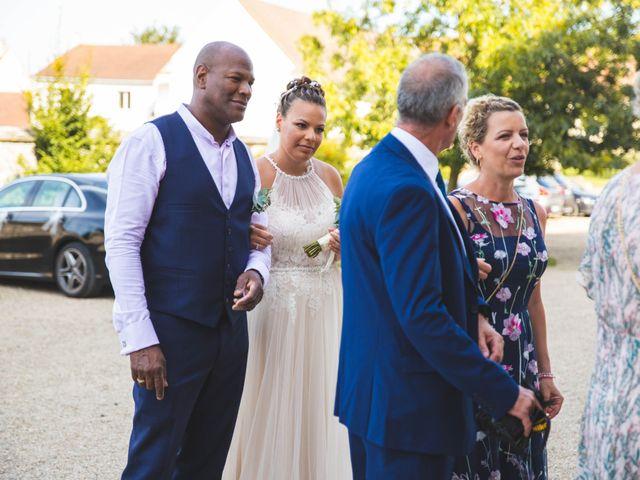 Le mariage de Warren et Shanice à Saint-Mesmes, Seine-et-Marne 20