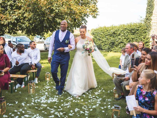 Le mariage de Warren et Shanice à Saint-Mesmes, Seine-et-Marne 21