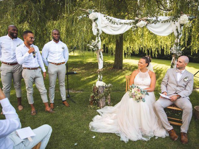 Le mariage de Warren et Shanice à Saint-Mesmes, Seine-et-Marne 26
