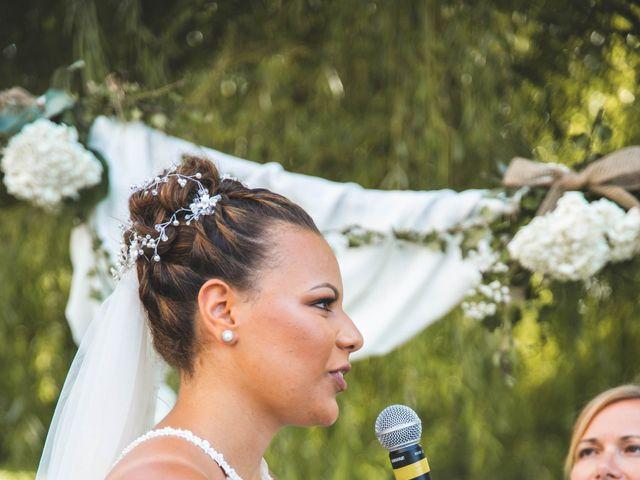Le mariage de Warren et Shanice à Saint-Mesmes, Seine-et-Marne 28