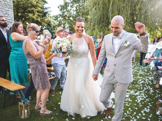 Le mariage de Shanice et Warren