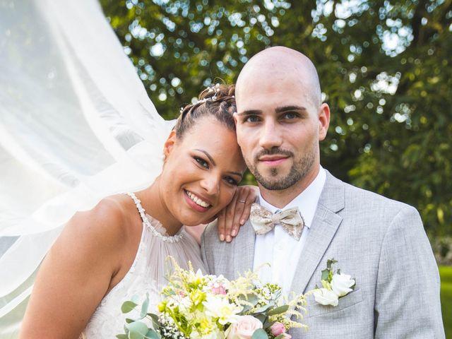 Le mariage de Warren et Shanice à Saint-Mesmes, Seine-et-Marne 35