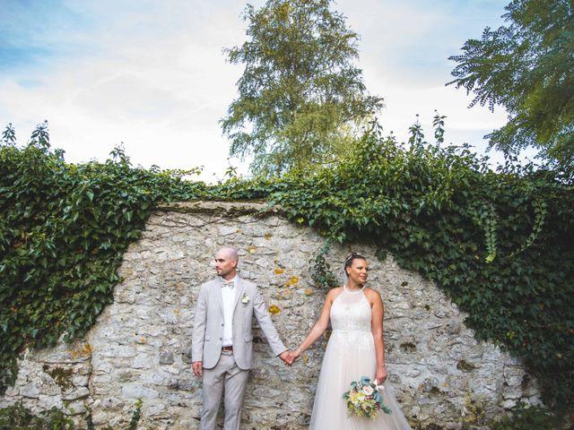 Le mariage de Warren et Shanice à Saint-Mesmes, Seine-et-Marne 37
