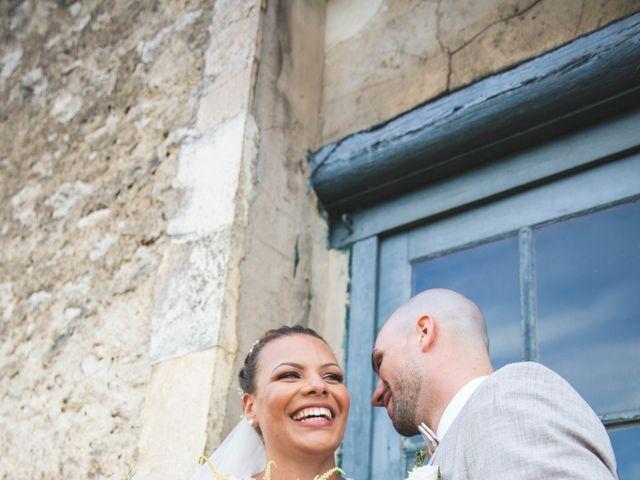 Le mariage de Warren et Shanice à Saint-Mesmes, Seine-et-Marne 38