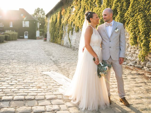 Le mariage de Warren et Shanice à Saint-Mesmes, Seine-et-Marne 45
