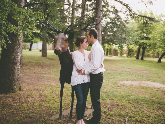 Le mariage de Richard et Laëtitia à Taluyers, Rhône 2