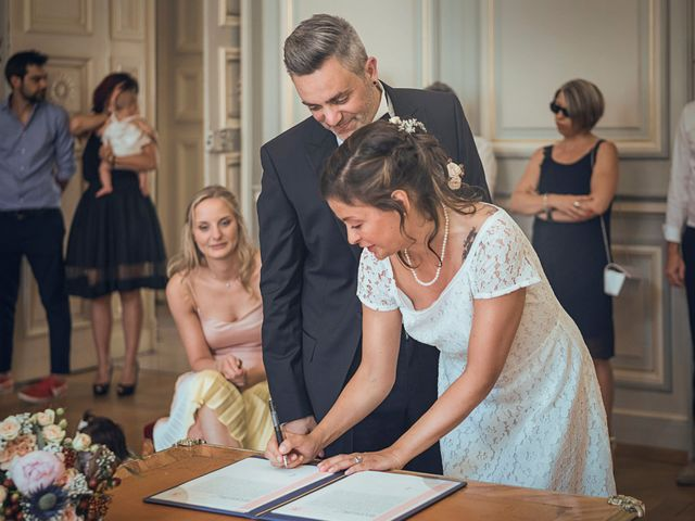 Le mariage de Jérémie et Laura à Metz, Moselle 16