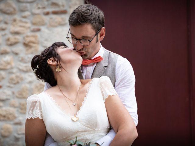 Le mariage de Amélie et Sylvain