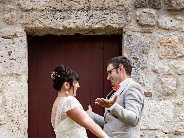 Le mariage de Sylvain et Amélie à Astaffort, Lot-et-Garonne 8