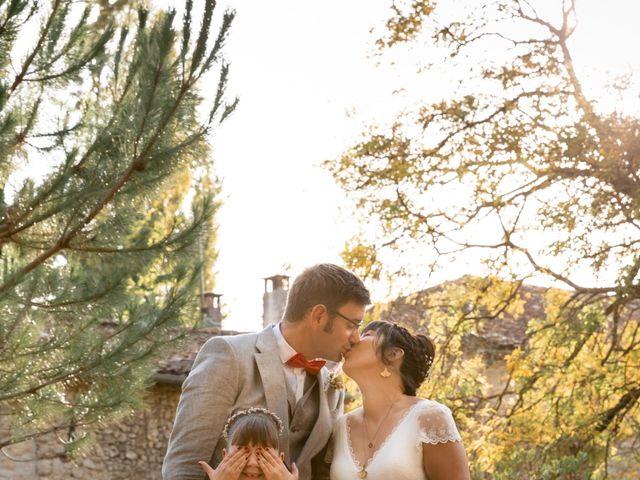 Le mariage de Sylvain et Amélie à Astaffort, Lot-et-Garonne 9