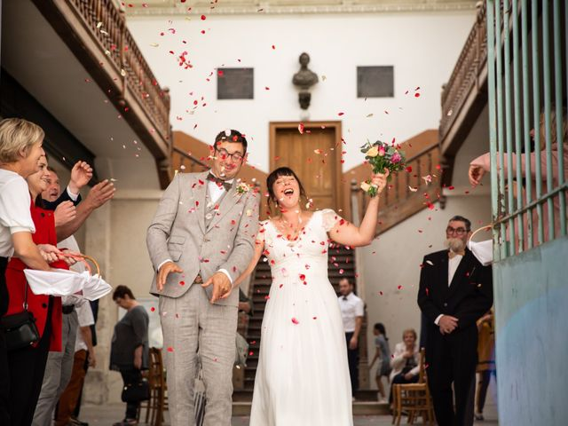 Le mariage de Sylvain et Amélie à Astaffort, Lot-et-Garonne 2
