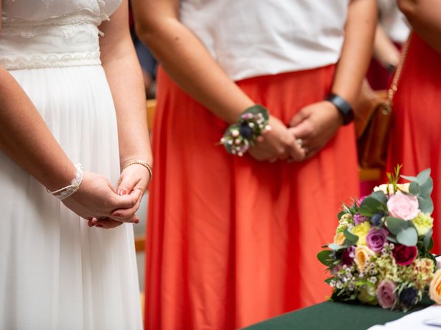 Le mariage de Sylvain et Amélie à Astaffort, Lot-et-Garonne 14