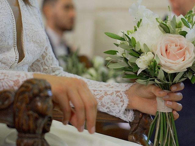 Le mariage de Maxence et Marie à Ambillou, Indre-et-Loire 22