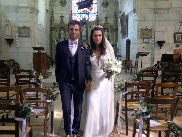Le mariage de Maxence et Marie à Ambillou, Indre-et-Loire 43