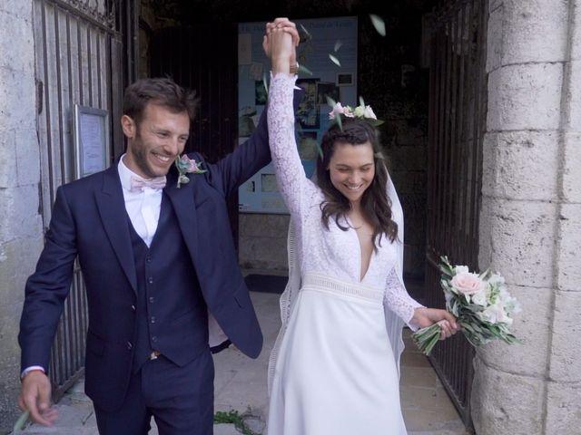 Le mariage de Maxence et Marie à Ambillou, Indre-et-Loire 44