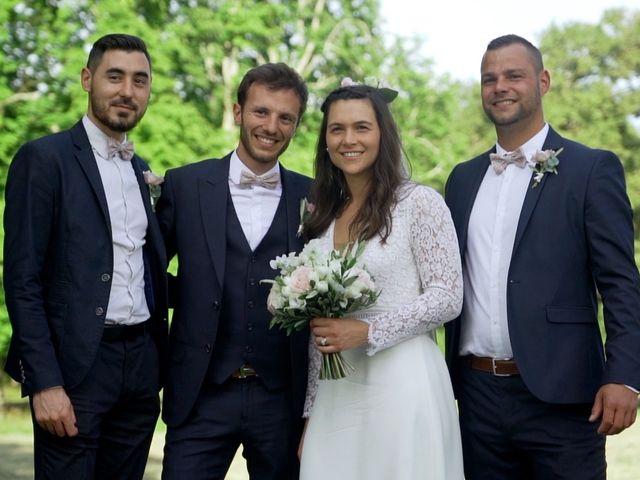 Le mariage de Maxence et Marie à Ambillou, Indre-et-Loire 50
