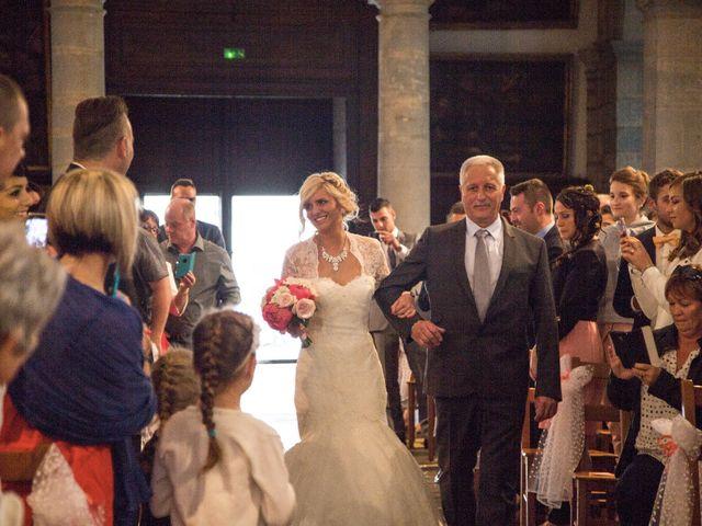 Le mariage de Joïc et Priscilla à Baume-les-Dames, Doubs 22