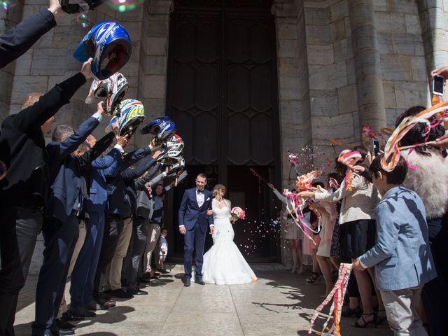 Le mariage de Joïc et Priscilla à Baume-les-Dames, Doubs 25